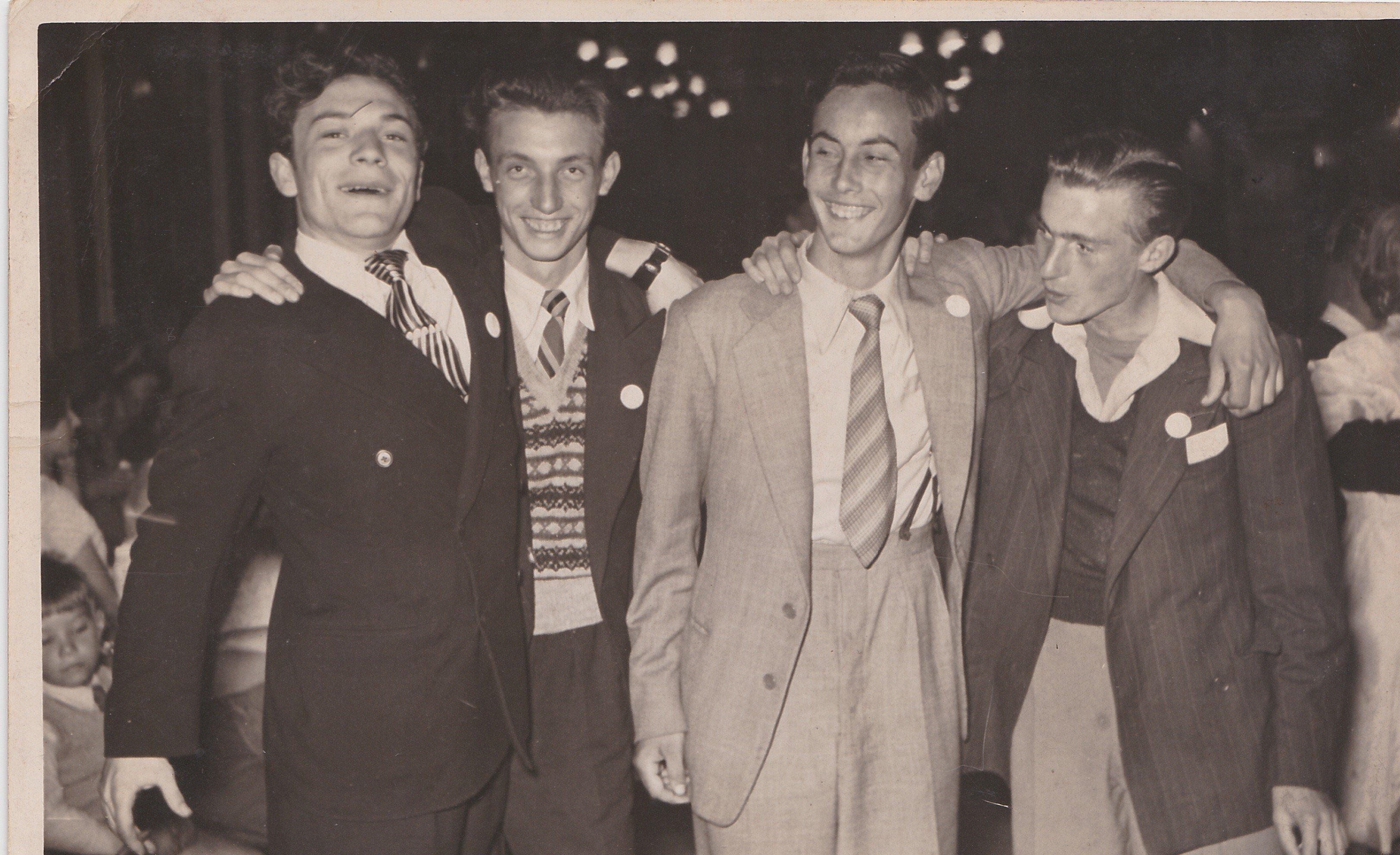 Ivanhoe Social Circa 1956