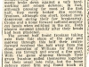 Ivanhoe FC Newspaper clipping Stanley Tooth