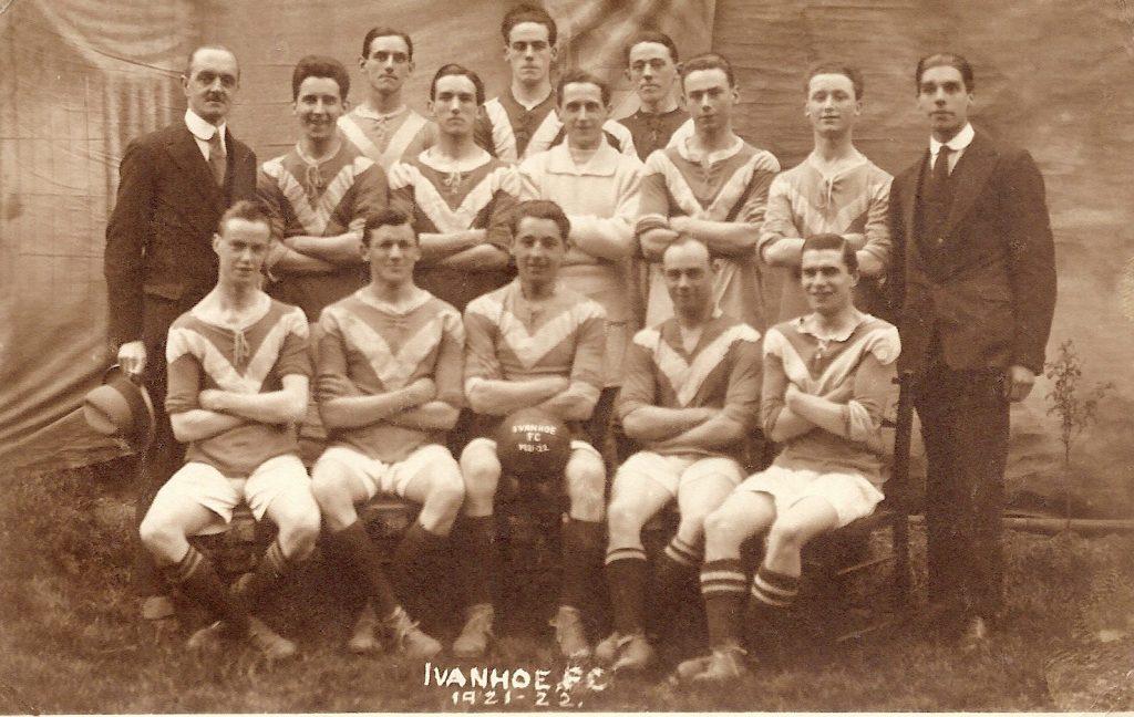 Ivanhoe FC 1921-22 Stanley Tooth