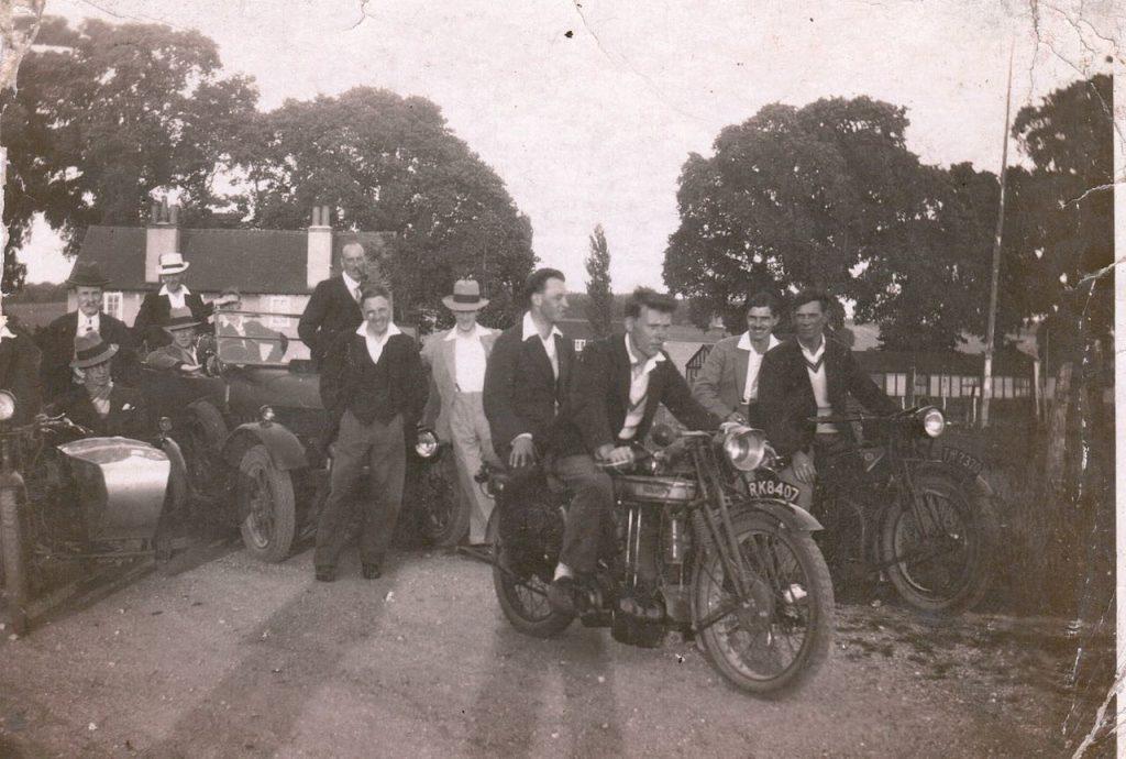 Cricket and Motorbikes
