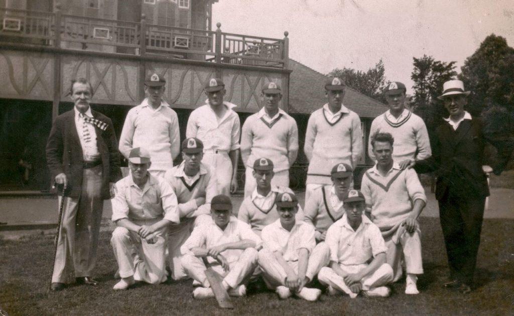 Ivanhoe Tour 1928 to Wallingford